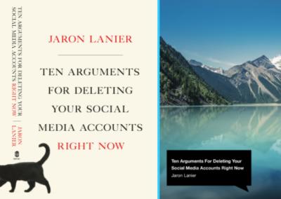 Stop aux réseaux sociaux ! 10 bonnes raisons de s'en méfier et de s'en libérer – Jaron Lanier