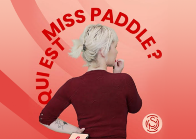 Qui est Miss Paddle ? – Judith Duportail