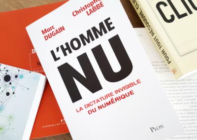 L'homme nu – Marc Dugain et Christophe Labbé